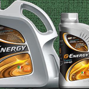 Eļļa G-Energy F Synth 5W-40 4L + 1L