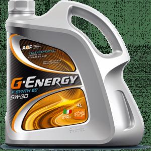Eļļa G-Energy F Synth EC 5W30 4L