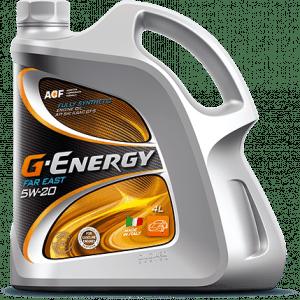 Eļļa G-Energy Service Line GMO 5W-30 4L